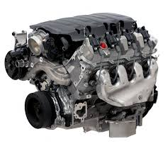 Chevrolet Performance 19328728 - LT1 Wet-Sump 6.2L 460HP Crate Engine