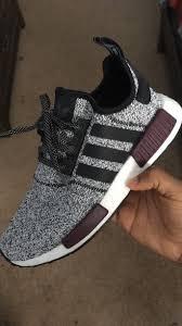 adidas shoes nmd womens black. shoes adidas sneakers tumblr black and white grey purple tennis women\u0027s neon nmd womens m