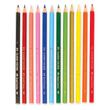 Faber Castell Classic Colour Chart Faber Castell Classic Colour Pencils 72 In Tube
