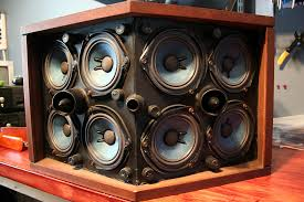 vintage bose 901 speakers. bose 901 series iv speaker restoration vintage speakers