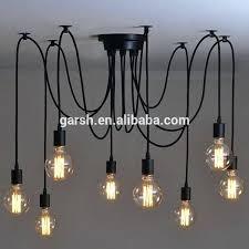 drop lighting fixtures. Drop Lighting Antique Bulb Heads Chandelier Lights Ceiling Recessed Fixtures . E
