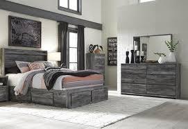 4-Pc. King Bedroom Set | Cardi's Furntiure & Mattresses – Cardi's ...