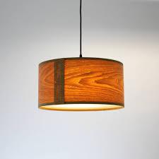 wood veneer lighting. Tab Oak Veneer Light Shade Wood Lighting