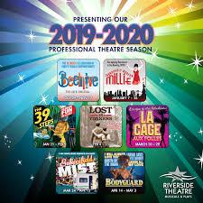 2019 2020 Season Riverside Theatre
