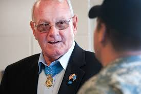 u s department of defense photo essay medal of honor recipient and ret army command sgt maj robert m