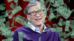 How Much Money Does Bill Gates Make A Second? - The Hustler's Digest