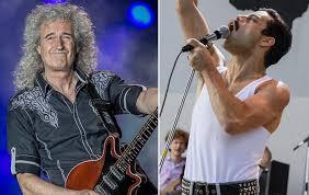 Brian May Talks on Rami Malek As Freddie Mercury In Queen's Movie
