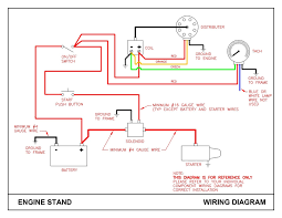 sbc engine test stand wiring diagram product wiring diagrams \u2022 64 Volkswagen Bug Wiring-Diagram at Vw Wiring Diagram Gauge Wire