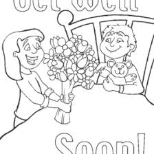 Small Picture Free Coloring Get Well Cards To PrintColoringPrintable Coloring