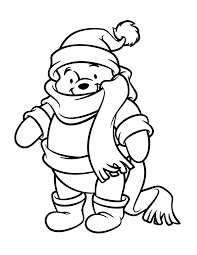 Small Picture Kids Coloring Page For Winter Coloring Coloring Pages