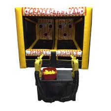 Wooden Carnival Games Wooden Fat Cats Carnival Game Main Event Fun 44