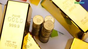 Gold Price Chart Moneycontrol Gold Price Today Yellow Metal Dips On Reports Of Us China