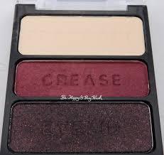 wet n wild velour vixen eyeshadow palette be happy and polish