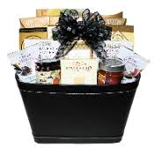 executive selections gourmet gift basket by thoughtful expressions gift baskets canada