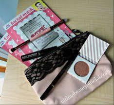 ipsy past luxie brush pur mascara mellow eyeliner beaute basics eyeshadow biobelle primer mask ultima beauty