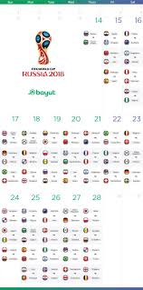 World Cup Tournament Chart Best Places To Watch The Fifa World Cup 2018 In Dubai Mybayut