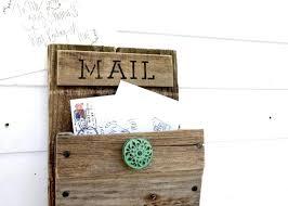 fantastic wall hanging mail organizer mounted bill mount target popular ic77