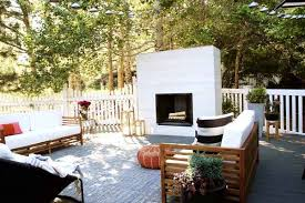 favorable diy outdoor fireplace plans best outdoor fireplace plans free