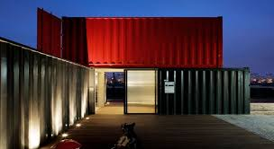 container office design. a brazilian cargo container office by roccovidal design