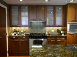 Kitchen Etched Glass Kitchen Cabinet Doors Design Modern White