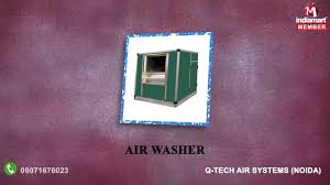 Ventilation Equipment By Q-tech Air Systems, Noida