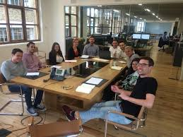 Ve Interactive Stratagy Meeting With Our Nor Ve Global Office Photo Glassdoor