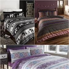 sentinel indian moroccan arabic ethnic print duvet quilt cover bedding set