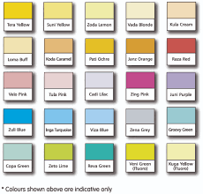 Optix Paper Colour Chart How To Choose The Right Envelopes For Business Printing