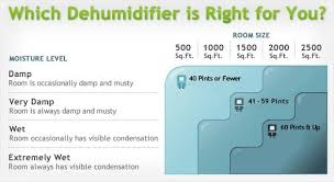 ing a dehumidifier