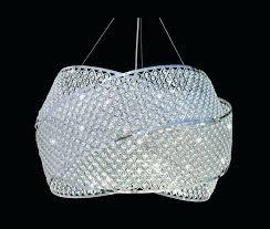 crystal ring chandelier beach 3 foyer light modern crystal ring chandelier