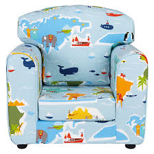 little home globe trotter armchair