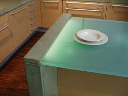 Small Picture Kitchen Glass Countertop Glass Kitchen Countertops Kitchen Ideas