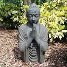 buddha garden. Image Is Loading CHEAPEST-ON-EBAY-Large-Buddha-Garden-Statue-70cm Buddha Garden