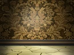 Small Picture Luxury wall design Free PPT Backgrounds for your PowerPoint Templates