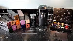 nespresso vertuo plus one machine to