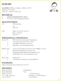 How To Write Curriculum Vitae Delectable Curriculum Vitae Example For Job How Write Resume Examples Teachers