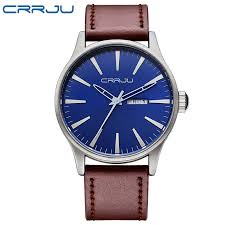 lucky brand watches women promotion shop for promotional lucky crrju mens military style 2016 business watch casual mens watches top brand luxury quartz watch wristwatches relogio masculino