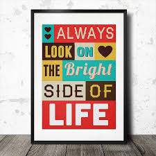 Life Quotes Posters Enchanting personalised inspirational quote art poster by magik moments