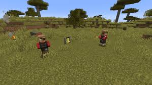 own village in minecraft