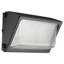 What Is A Wall Pack Light Lithonia Lighting Twr1 Bronze Outdoor Integrated Led Wall Pack Light