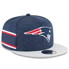 59fifty Era Navy Home England Fitted New Sideline red - 2018 Youth Patriots Hat Nfl
