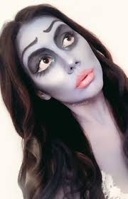 makeup se look 1 corpse bride i hope i can get more characters done before the