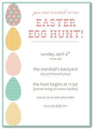 Easter Invitations Templates Ortac Carpentersdaughter Co
