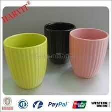 Color Glaze Cheap Flower Pots/Different Types Flower Pots/Planter Supplier  Terracotta Flower Pots