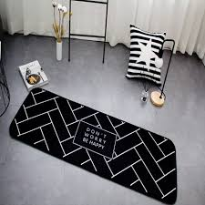Soft Kitchen Floor Mats Online Get Cheap Soft Black Rug Aliexpresscom Alibaba Group