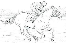 Coloring Wild Horse Coloring Pages Horses Download By To Print