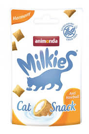 <b>Animonda Milkies Harmony лакомство</b> хрустящие подушечки для ...