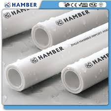 Hamber Hdpe Upvc Polyethylene Plastic Pvc Pipe Fitting Pe Ppr Pipe