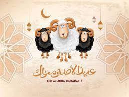 اجمل رسائل كلمات عبارات تهنئة عيد الأضحي 2021 - عرب هوم