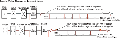 dekor™ faqs 01 Wiring Can Lights Diagram hi, i'm duane i'm the owner of dekor™ we thought it would be great and beneficial to our customers if we did a series of videos very short that explained wiring diagram for can lights